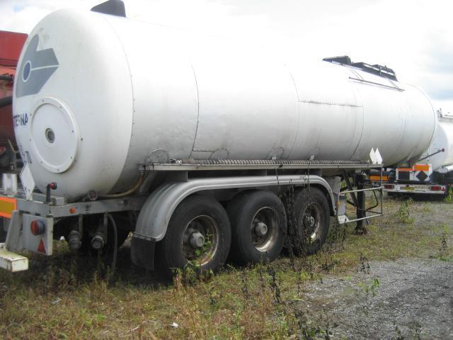 tank oplegger LOHEAC bitume