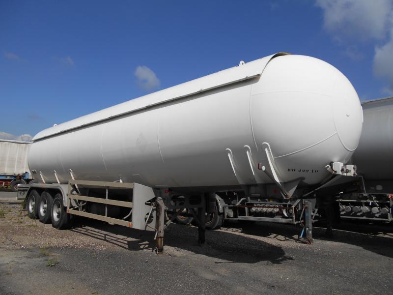 tank oplegger Loheac