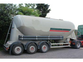 Tank oplegger Spier Cement Silo 3-Achser