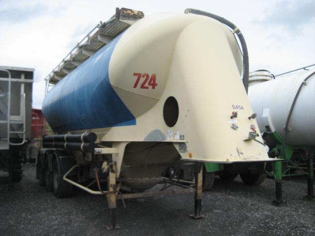 tank oplegger Spitzer