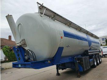 Tank oplegger Spitzer SK2760 CAL 60 Kb Elektro Kippsilo TÜV. NEU!