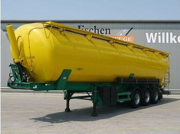Tank oplegger Spitzer SK 2760 CAL 60 m³ Kippsilo*5 Einlässe*BPW*Alcoa