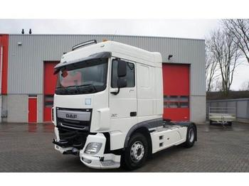 DAF XF106-460 / SPACECAB / AUTOMATIC / EURO-6 / 2015  - trekker