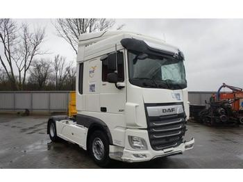 DAF XF106-480 / SPACECAB / AUTOMATIC / EURO-6 / 2017  - trekker