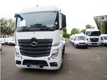 MERCEDES-BENZ Actros 1845 Streamspace Voith L954499 - trekker