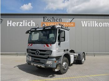 Trekker Mercedes-Benz 2041 AS, 4x4, MP3, Klima, Kipphydr., Bl/Lu