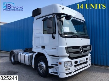 Mercedes-Benz Actros 1844 EURO 5, Airco, Powershift, Fleetboard, 14 UNITS - trekker