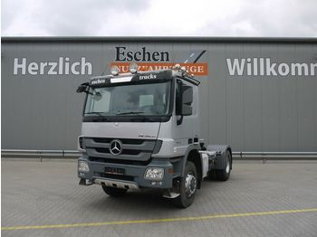 Trekker Mercedes-Benz Actros 2041, Allrad, 4x4, MP3, Kipphydr., Bl/Lu