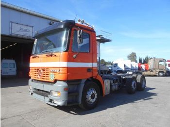 Mercedes-Benz Actros 2535 (FRONT STEEL/ 6X2/ BIG AXLE) - trekker