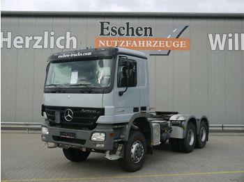 Trekker Mercedes-Benz Actros 3346*6x6*Allrad*Klima*Kipphydraulik*Blatt