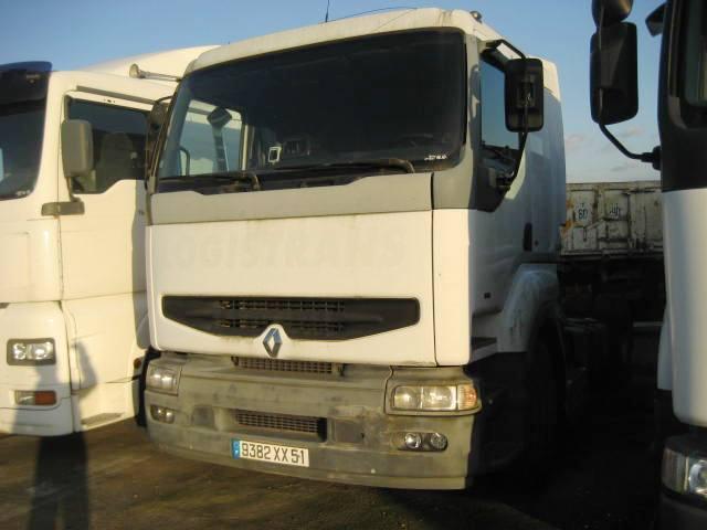trekker Renault Premium 385