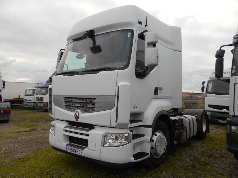 trekker Renault Premium 410 DXI