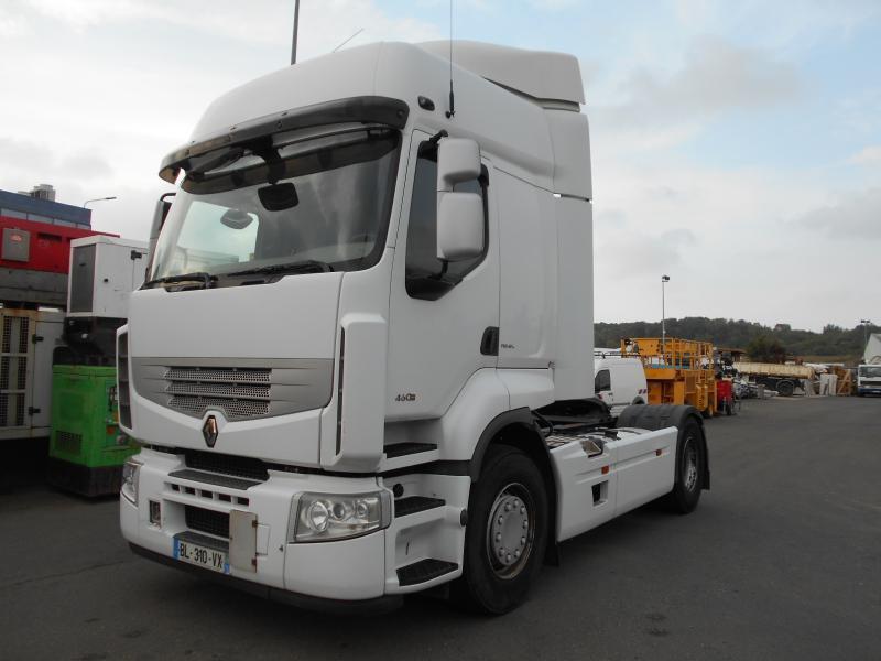 trekker Renault Premium 460 DXI