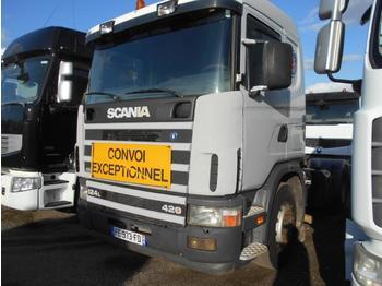 Trekker Scania 124L 420