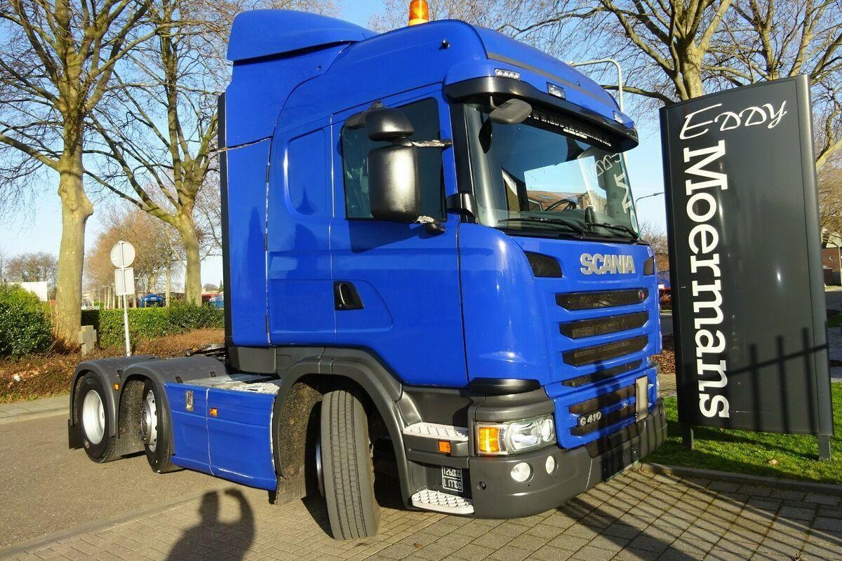 trekker Scania G410 Highline-Streamline 6x2/4 SCR Only