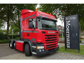 Trekker Scania G410 Highline-Streamline 6x2/4 Twinsteer