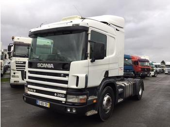Trekker Scania G 114G380