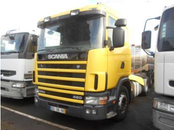 Trekker Scania G 144G460