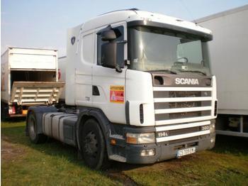 Trekker Scania L 114L380
