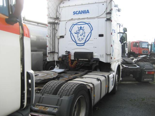 trekker Scania L 124L420