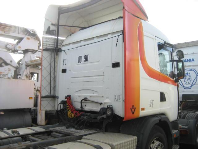 trekker Scania L 144L460