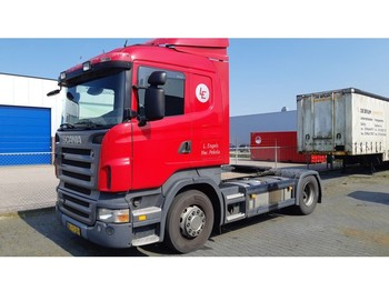 Trekker Scania R420 Opticruise with clutch