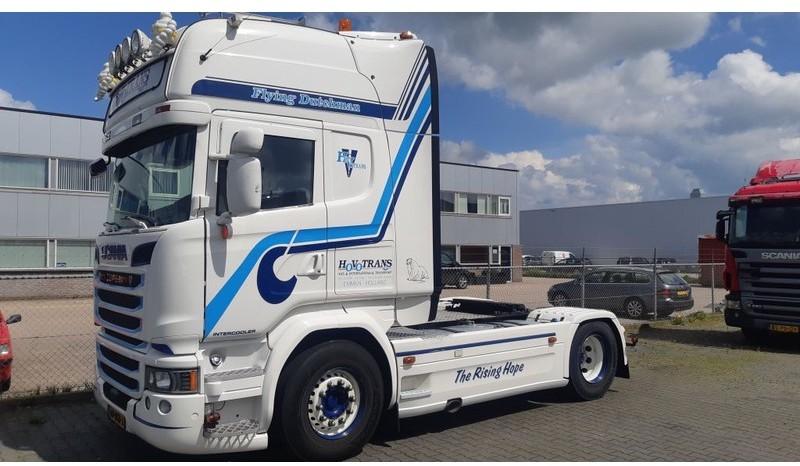 trekker Scania R450 R450 Topline Crown Edition Retarder Full air