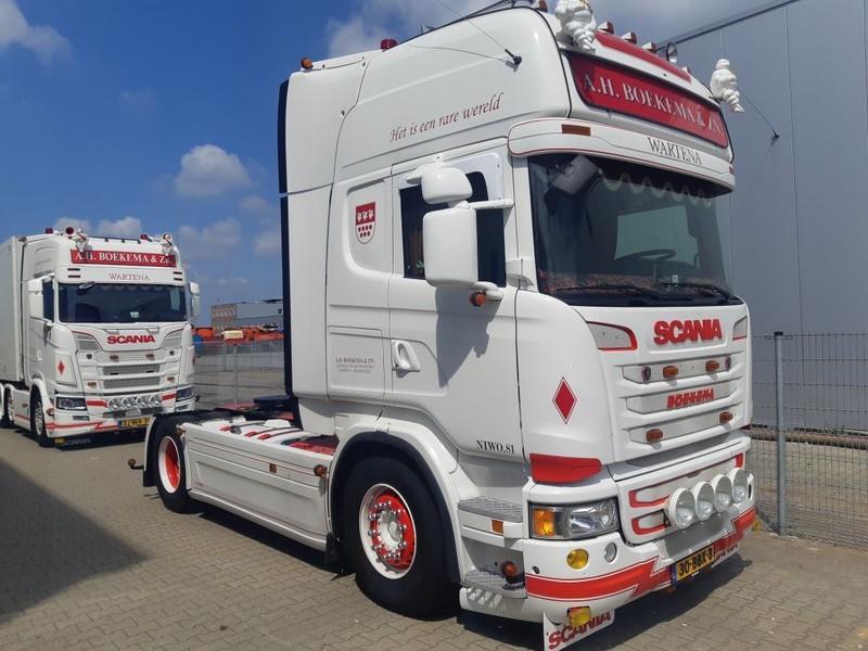 trekker Scania R450 Topline