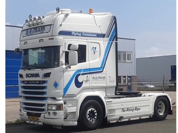 Trekker Scania R450 Topline Crown Edition Retarder