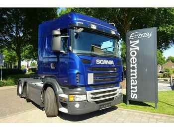 Trekker Scania R480 6x2/4 twinsteer Euro 6
