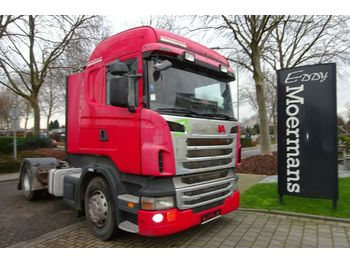 Trekker Scania R480 Mit Getriebeschaden ( Schaltet Nicht )