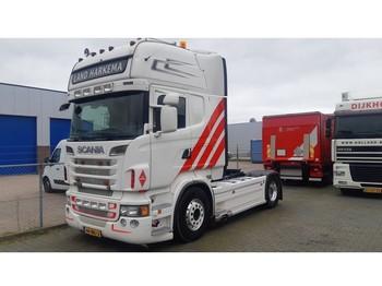 Trekker Scania R500 V8 Topline King o/t Road
