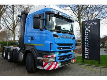 Trekker Scania R560 Highline 8x4 150 Tonnen !!!
