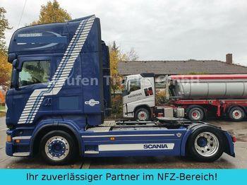 Trekker Scania R 500  TOPLINE LOW MEGA deutsch. Auto TOP- Zust.