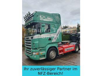 Trekker Scania R 500  TOPLINE  Standard E5  Kipphydr. 1.Hd