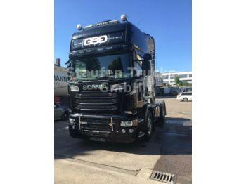 Trekker Scania R 580 Topline 55 to GG ADR  VOLL !! TOPZUSTAND!