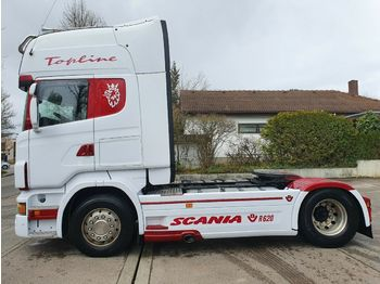 Trekker Scania R 620 Topline PORSCHE EDITION Motor Kupplung NEU