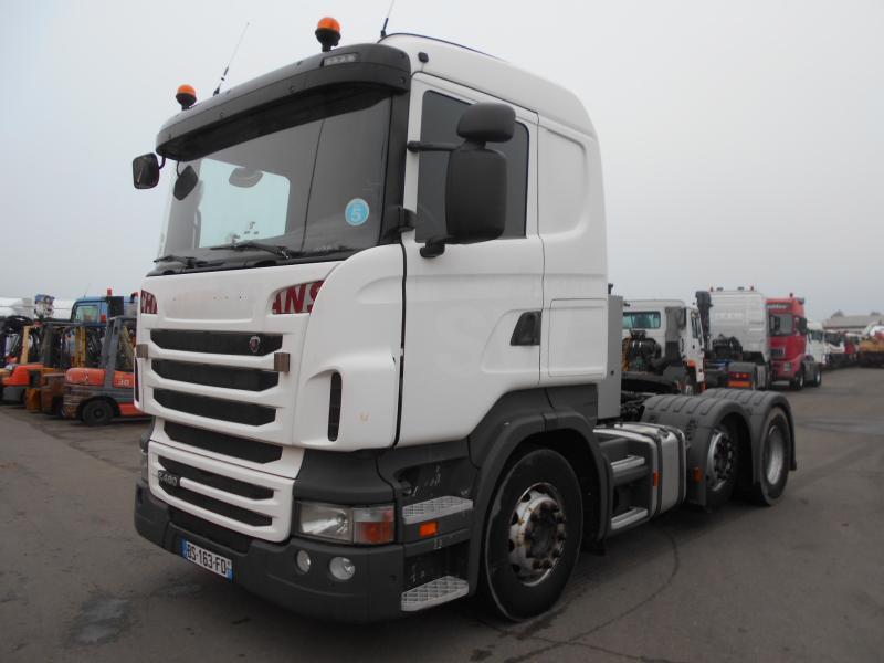 trekker Scania R R 480