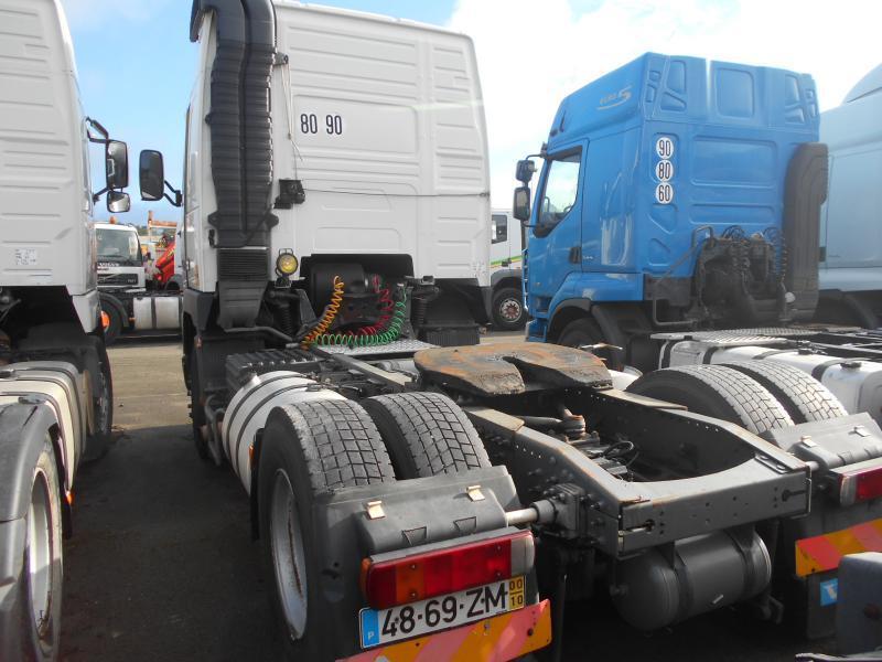 trekker Volvo FH12 420