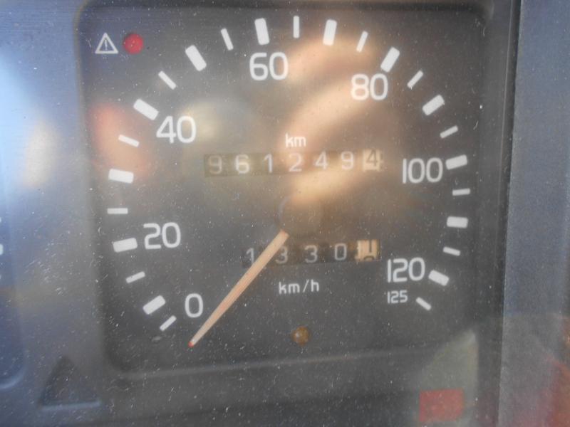 trekker Volvo FH12 460