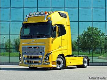 Volvo FH500 Euro 6 X-LOW LOW DECK FULL AIR 2 x TANKS NEW CONDITION - trekker