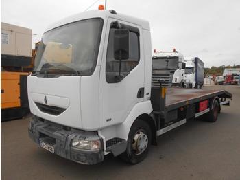 Autovrachtwagen vrachtwagen Renault Midlum 180