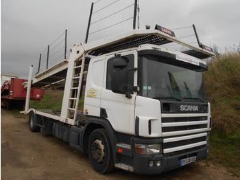 Autovrachtwagen vrachtwagen Scania L