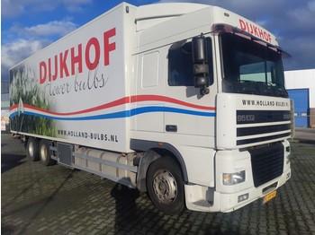 Bakwagen DAF 95 XF 430 SC 6X2 Euro 2