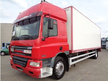 DAF CF65 220 + EURO 3 + MANUAL + SPRING/SPRING + BIG BOX - bakwagen