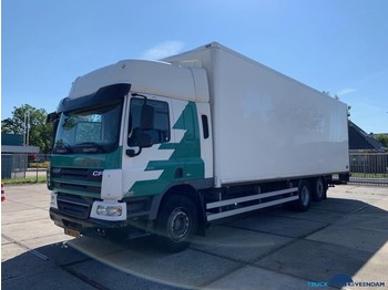 DAF CF75.310 6x2 liftaxle insulated body-taillift - bakwagen