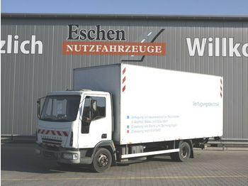 Bakwagen Iveco 75 E 15 Koffer / LBW / Eurocargo / 3 Sitze /