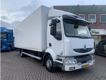 Renault MIDLUM 220.12 MANUAL GEARBOX LONG BOX - bakwagen