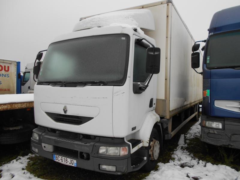 bakwagen Renault Midlum 270 DCI
