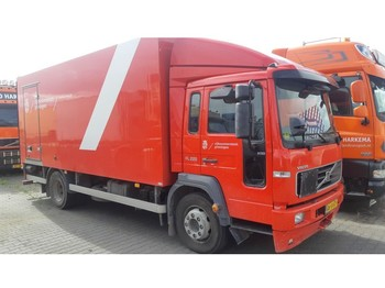 Bakwagen Volvo FL6 220 Closed box Full steel